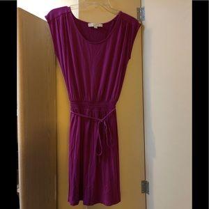 NWOT fuchsia dress from Ann Taylor Loft size XS